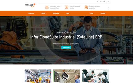 Reference ITeuro nové webové stránky